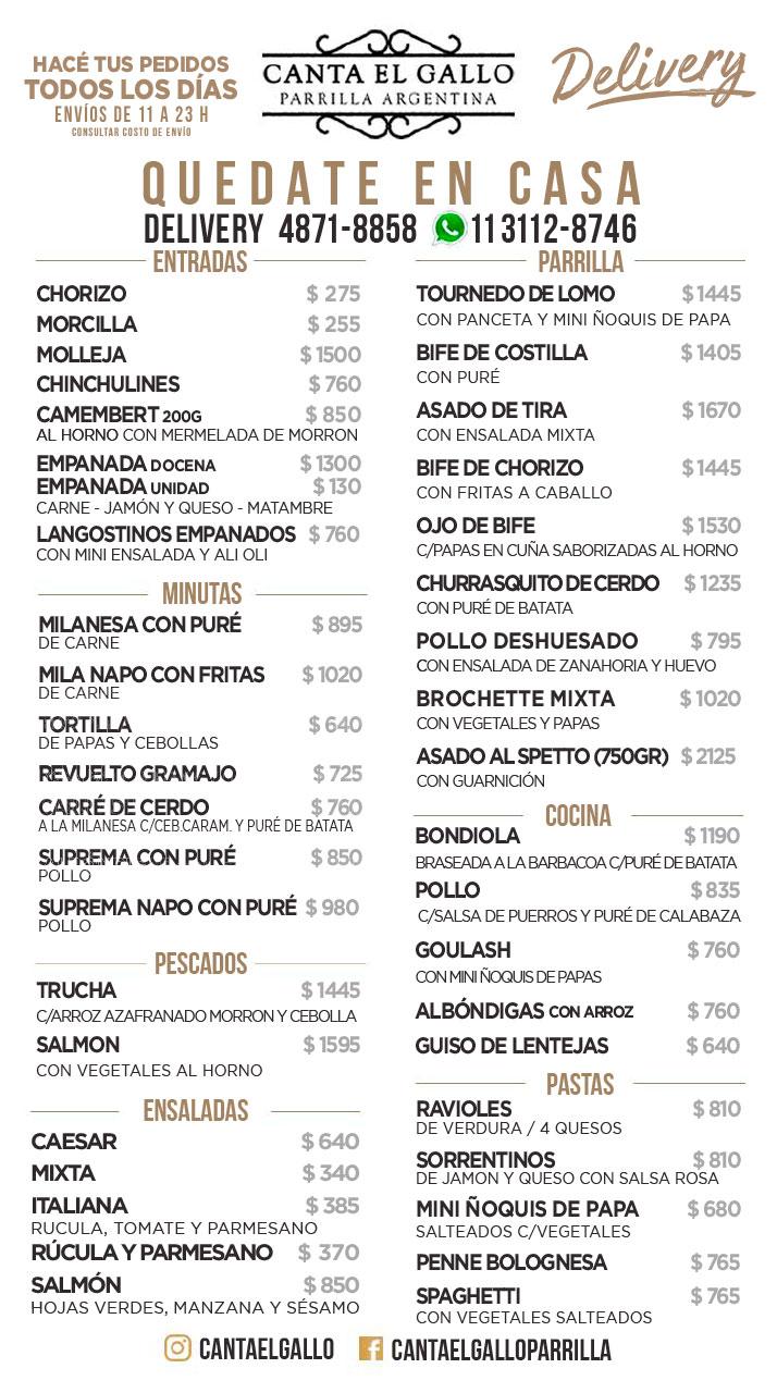 precios-delivery-Canta-el-Gallo